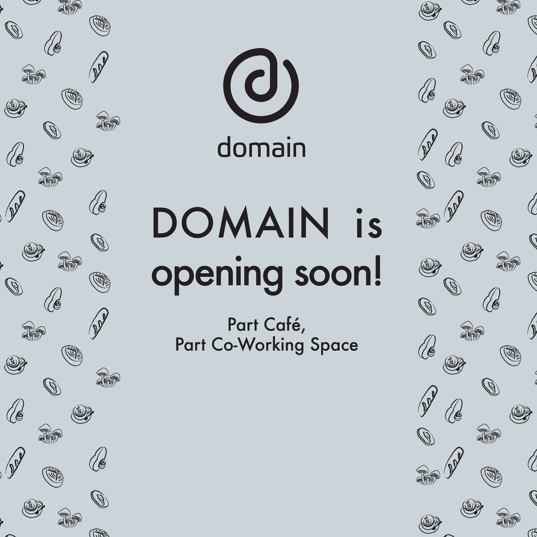 Along with FEAST's renovation, we are bringing in Domain, a part café, part co-working space. It will make its grand debut while FEAST reopens its doors on 25 October (Sun).  #atEAST #Domain #EatatEAST #EASTHongKong