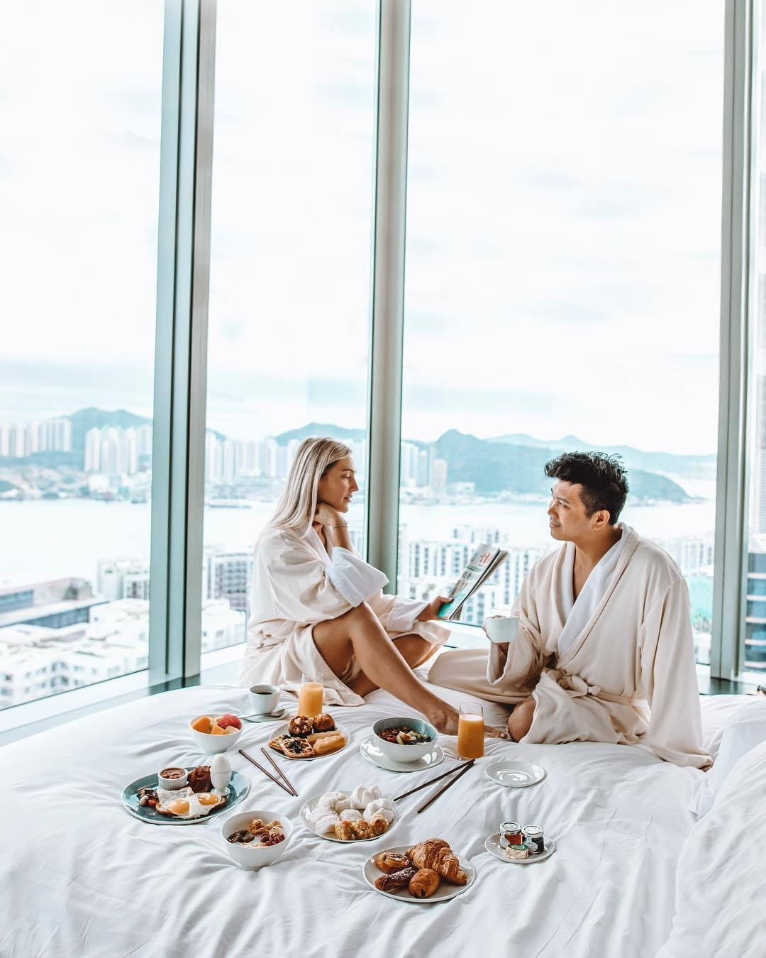 Thank you Klook for giving us the Best Romantic Hotel Award - Staycation Awards 2020! We would not have gotten the award without our guests' support.   Please tag us when you share your romantic escape #atEAST, so we know for sure you are enjoying your stay!  #StayatEAST #EASTHongKong  📷: @barbieandpanda