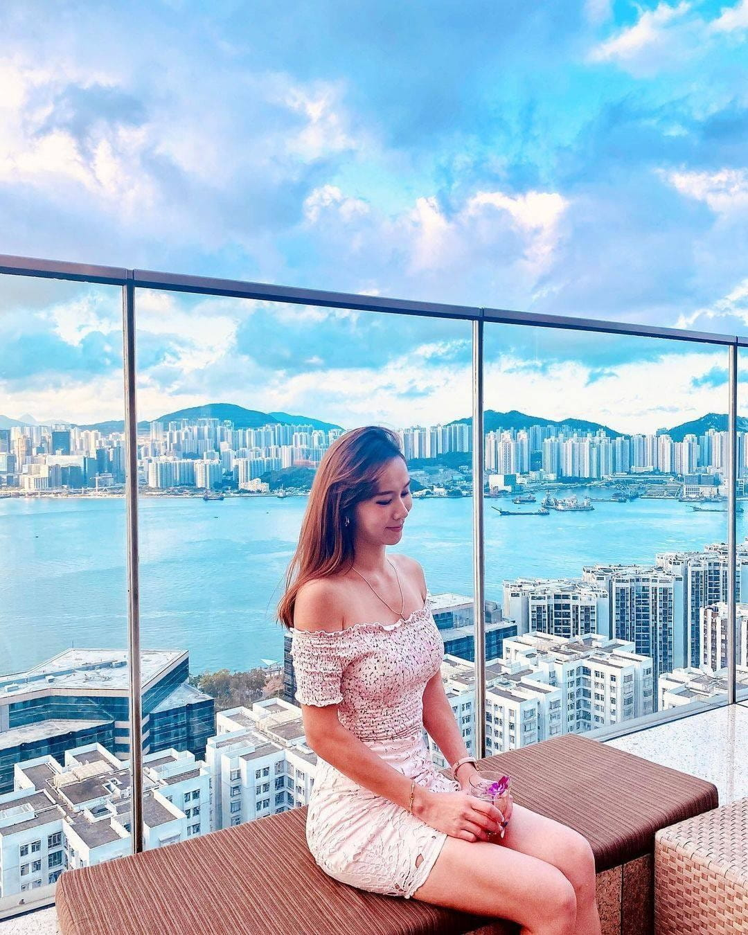 Miss this instagrammable view? Visit us from 3-10pm starting from tomorrow!  📷: @riitawong  #atEAST #PlayatEAST #SugarHongKong #EASTHongKong