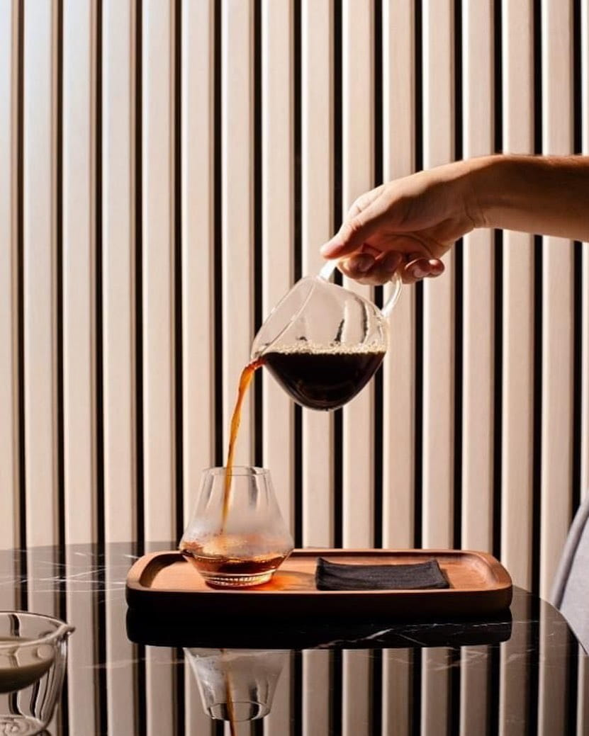 Kick-start your week with an aromatic drip coffee at Domain ☕️  #atEAST #findyourDOMAIN #EASTHongKong