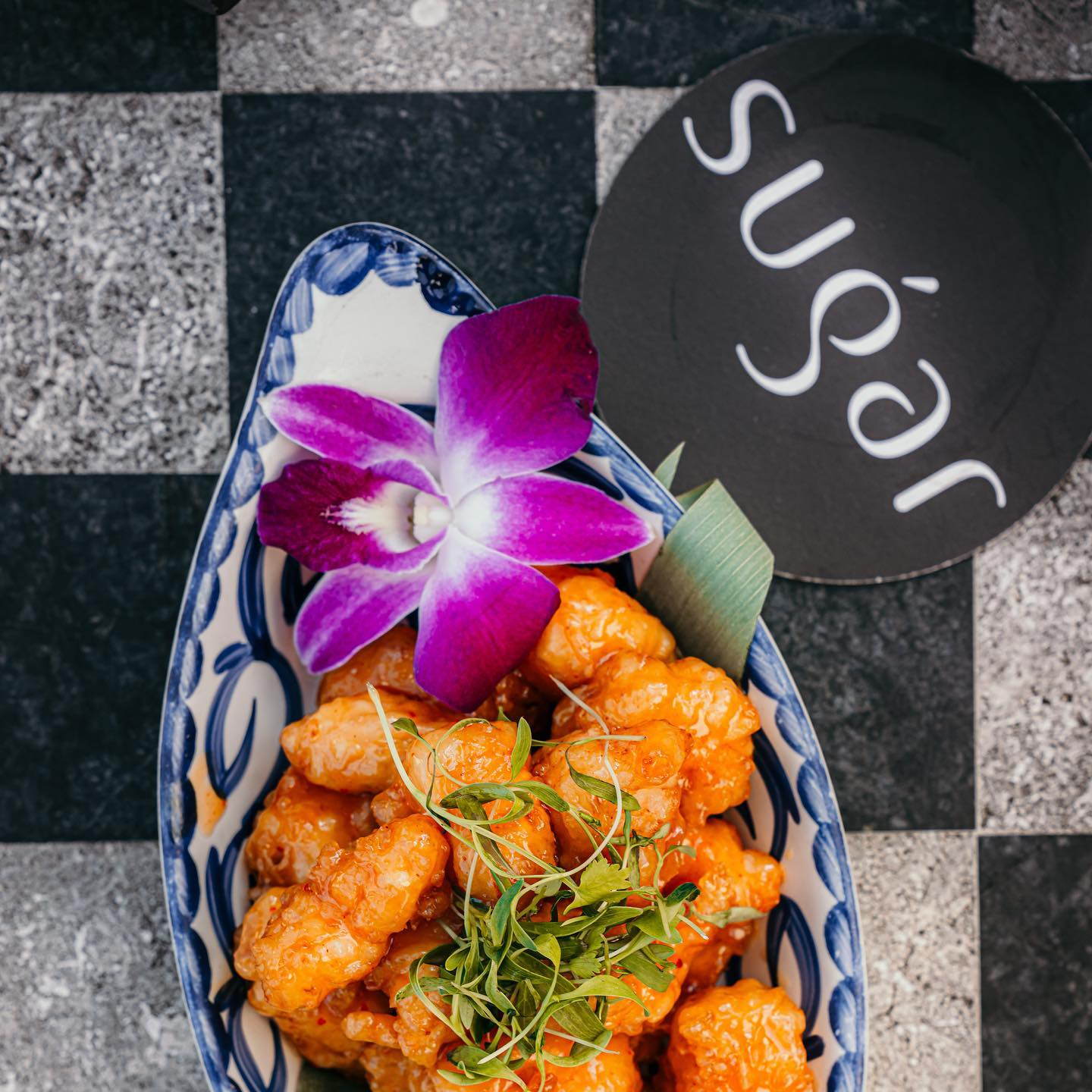 These delicious Asian-inspired tapas we serve at our rooftop bar Sugar will take your taste buds to another level.  